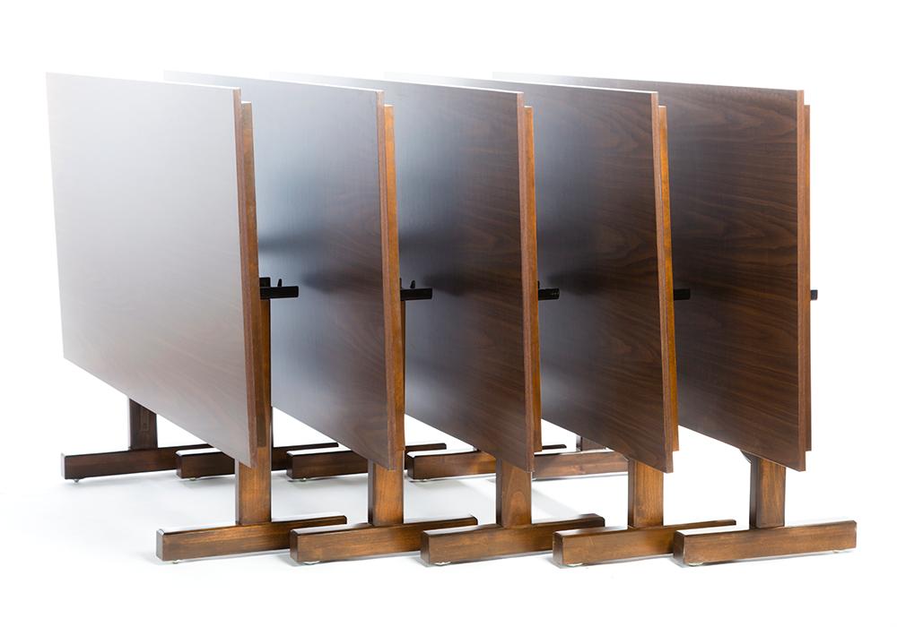 Exceptionnel Linden Blue Flip Top Tables